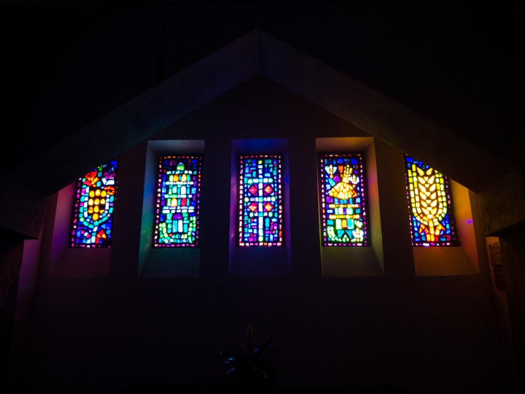 リヨンのクロワルースの教会