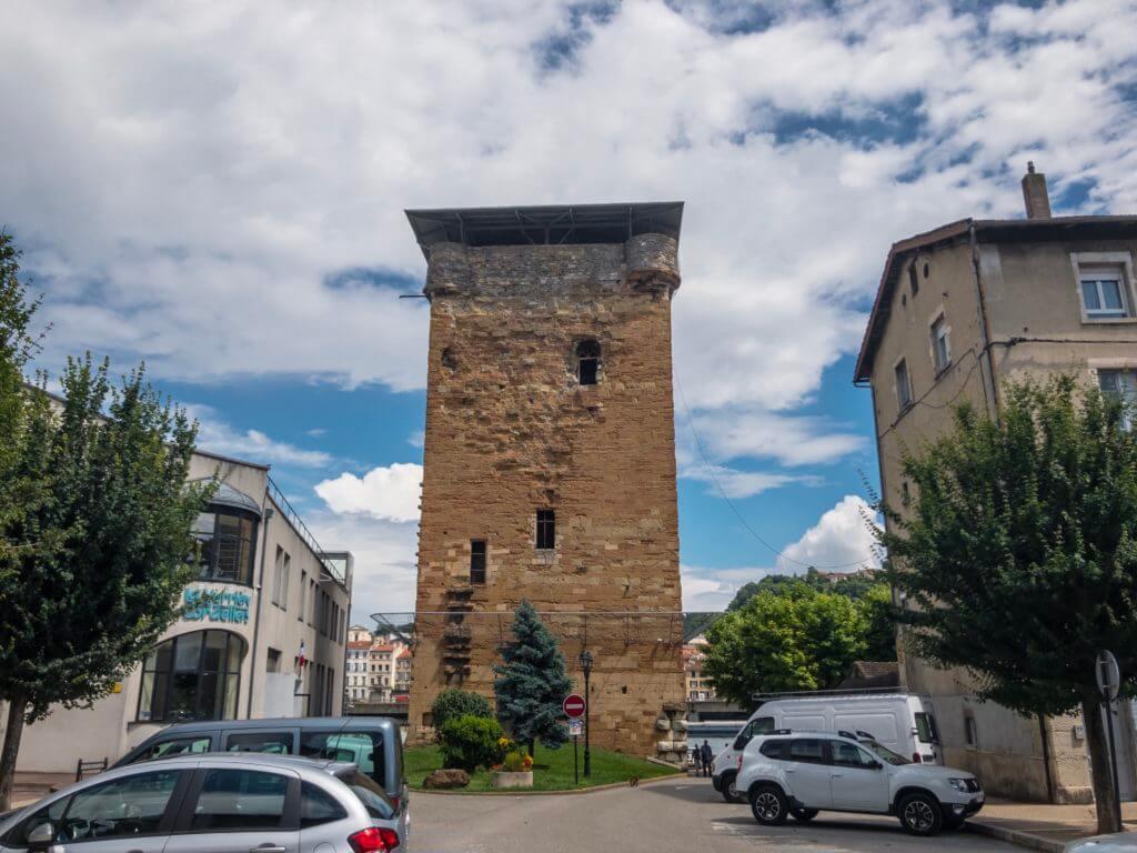 ヴィエンヌの塔