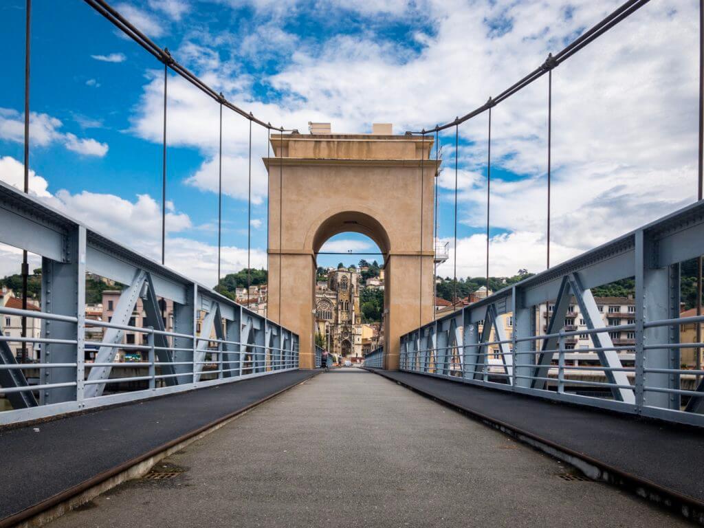 ヴィエンヌの橋