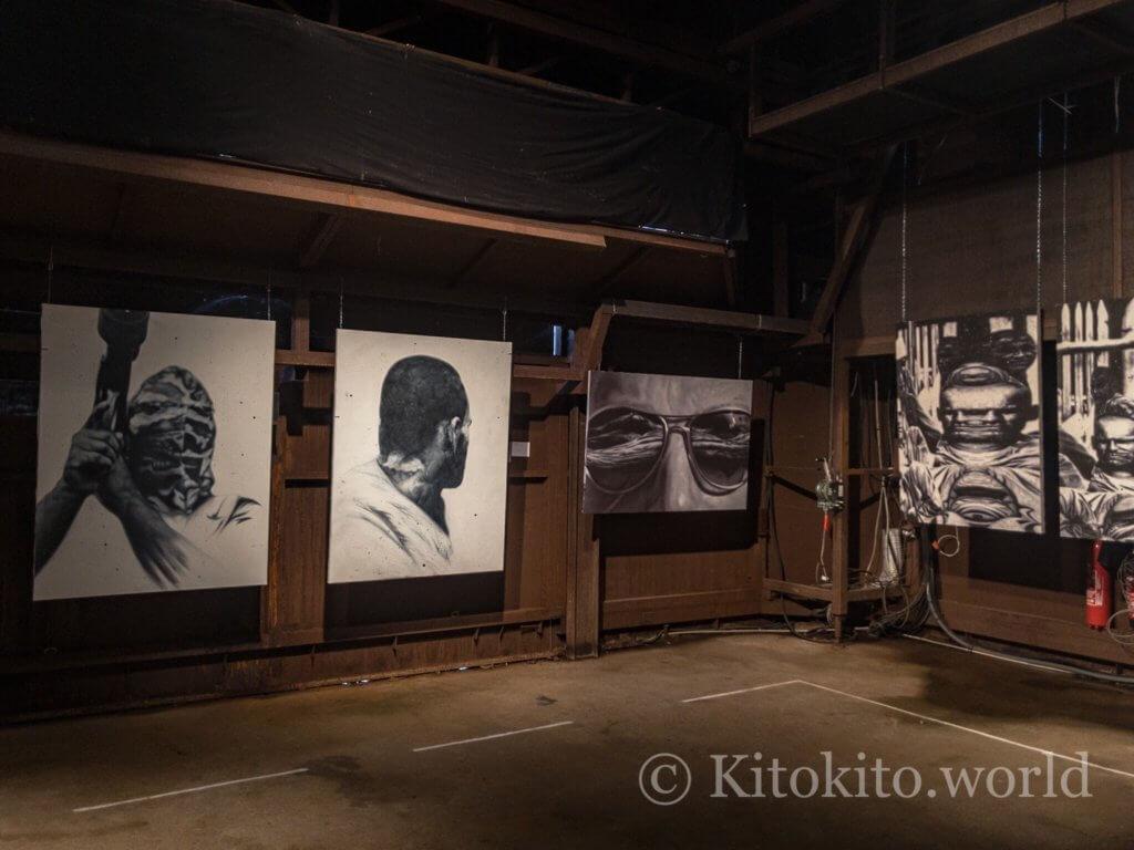 カオスな展示室